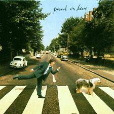 Paul McCartney Paul is live (1993) [CD]