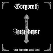 Gorgoroth - Antichrist LP - Silver Colored Vinyl Album - NEW Black Metal Record
