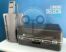 Lumenis Selecta II SLT Glaucoma Laser System w/ Haag Streit Slit Lamp Attachment