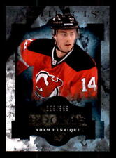 2011-12 Artifacts #172 Adam Henrique Rookie #/999 (ref 31687)