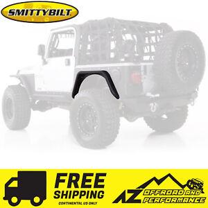 "Smittybilt XRC Armor 3"" Bolt-On Flares for Corner Guards For 76-86 Jeep CJ7"