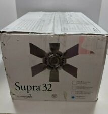 "Minka Aire Supra F-562-WH 32"" Ceiling Fan, White **FREE SHIPPING**"