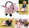 Wheelybug Pig Ride-On - Large