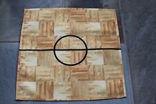 "Basketball Court 18"" x 18"" Napkins 1 Dozen"