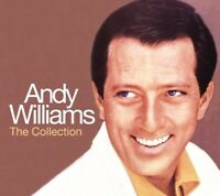 ANDY WILLIAMS - COLLECTION 2 CD NEW!