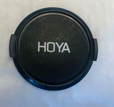 Hoya Vintage 55mm snap on Lens Cap