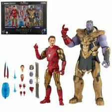 Marvel Legends Infinity Saga Avengers Endgame Iron Man 85 /Thanos 6-In PRE-ORDER