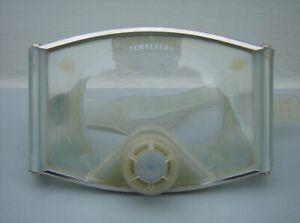 Vintage SCUBAPRO Silicone Tempered Glass Scuba Dive Snorkling Mask Purge Valve