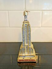 Wonderful Empire State Building Glass Ornament by Old World Christmas