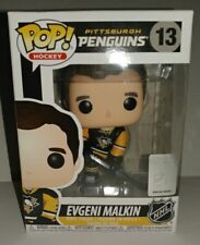 #71 Evgeni Malkin Pittsburgh Penguins NHL Exclusive funko Pop #13 Pop119