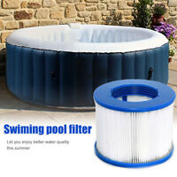 Wave Spa Pool Filter Replacement Cartridge 120 Fold White Filter Paper Universal