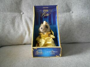 Ayana As Belle Beauty And The Beast Soft Toy Disney Princess
