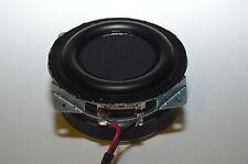 "Sony 3"" High Performance (HI-FI) Internal Speaker 6ohm 20w Mini Subwoofer"