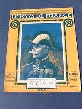 Pays de France 1916 103 PERONNE MAUREPAS BAPAUME BANCOURT RIENCOURT RECQUIGNY MO