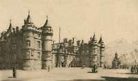 Attributed to Henry James Starling - Early 20th Century Etching, Holyrood
