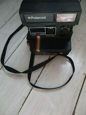 Trabajo Vintage Polaroid Supercolor 635CL Cámara Instantánea Polaroid 600 Cine Usa