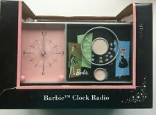 Barbie Doll Mod Retro Alarm Clock Radio Replica 2002