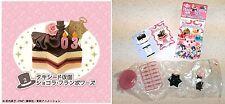 Sailor Moon Crystal Birthday Cake Tuxedo Mask Mamoru Chiba Re-Ment Licensed New