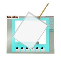 Touch Digitizer Glass+ Membrane Keypad for SIEMENS KTP600 6AV6647-0AB11-3AX0