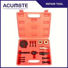 A/C Compressor Clutch Remover Puller Installer Install Air Conditioning Tool Kit