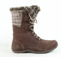 The North Face Mens Nuptse Purna Ii Brown Snow Boots Size 10 (1657344)