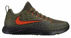 FLORIDA GATORS Nike NCAA Vapor Speed Turf Shoes Swamp Skin 924775-280 9 11.5 12