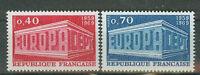 Frankreich  Briefmarken 1969 Europa Mi.Nr.1665+66 ** postfrisch