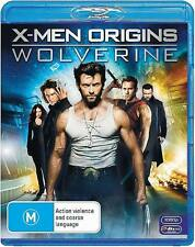 X-MEN ORIGINS: WOLVERINE - BRAND NEW & SEALED BLU-RAY (HUGH JACKMAN)