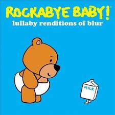 1 CENT CD Lullaby Renditions Of Blur - Rockabye Baby!