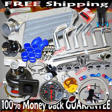 Upgrade T4 Turbo Kit for 92-99 Lexus SC300 Toyota Supra 2JZ-GTE