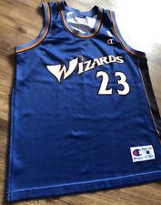 Michael Jordan Trikot, NBA Trikot, Jersey, Basketballtrikot, Washington Wizards,