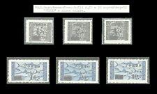 Istria Litorale Sloveno 1946 Segnatasse I° e II° tipo, gomma integra