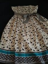 Anthropologie Anna Sui Dress size 10 Deer