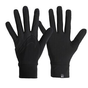 Nike Men's 360 Dri-FIT Lightweight Running Gloves Touch Screen Glove DA6892-010