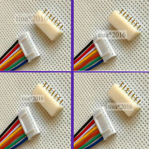 20 SETS JST PH 2.0MM 7 Pin Male&Female Connector plug with Wires Cables