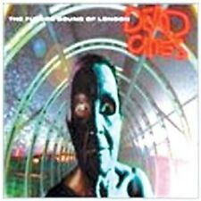 THE FUTURE SOUND OF LONDON - DEAD CITIES  CD 13 TRACKS BIG BEAT POP NEW+