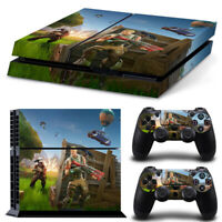 PS4 Controller Skin PS4 SLIM Sticker Cover Sony Dualshock Controller Gaming Neu