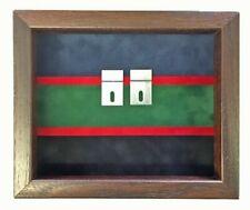 Medium Royal Irish Fusiliers Regimental Medal Display Case.