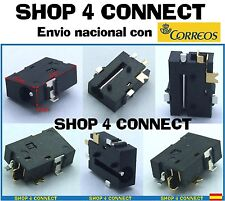 CONECTOR DE CARGA DC POWER JACK TABLET 2.5mm x 0.7 0.8 BQ EDISON PASCAL SUNSTECH