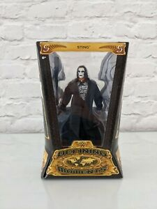 Mattel WWE Elite Collector Defining Moments Sting Action Figure WCW TNA Crow