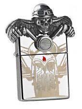 DEATH RIDER 3D Figurine ZIPPO Sensation LIMITED xxx/2500 neu+ovp Ghostrider