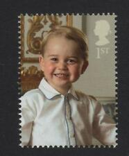 PRINCE GEORGE OF CAMBRIDGE/GB 2016 UM MINT STAMP