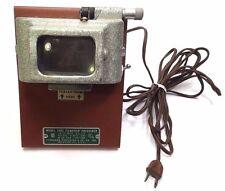 Standard Projector Filmstrip Previewer Model 1495 - VINTAGE - TESTED & WORKS