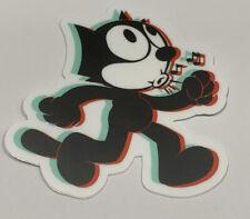 Felix The Cat 3in Sticker