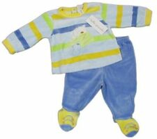 Velvet Boys' Babygrows and Playsuits 0-24 Months