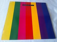 PET SHOP BOYS introspettivi 1st PRESS OTTIMO VINILE LP DISCO ALBUM PZ 7325