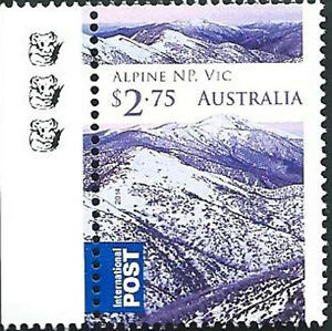 "2014 $2.75 ""Alpine NP Vic"" Left Side 3 Koala Reprint: MNH"