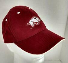 Arkansas Razorbacks Hogs Adjustable Hat/Cap NCAA Collegiate
