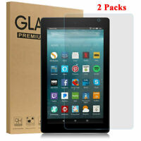 For All-New Amazon Fire 7 9th Generation 2019 Tablet Tempered Screen Protector