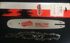 "12"" WINDSOR Roll Top Mini Bar 3/8"" .50G & Chain Mcculloch Mastercraft 12MC50SSR"